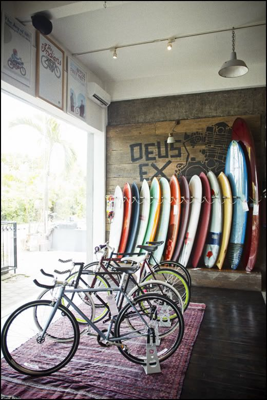 surfboards Deus Ex Machina, Bali . . . #surf #sealife