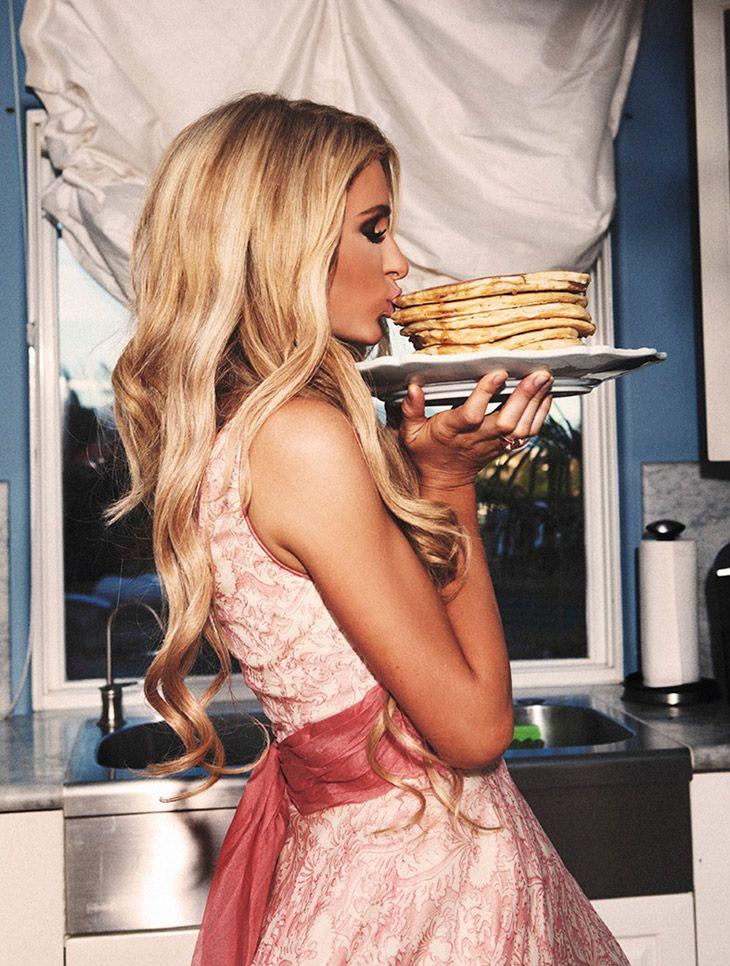 Flapjacks - Paris Hilton