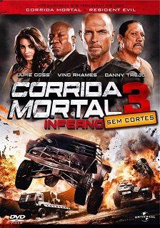 Corrida Mortal 3 – Inferno AC-CR-DR (2012) 1H 45Min Titulo original: Death Race : Inferno Assisti 2017/03 - MN 6,5/10 (No Pin it)
