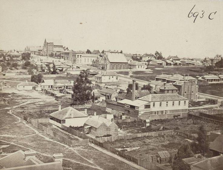 Church St RICHMOND 1870