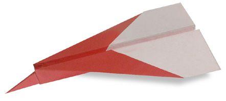 origami Paper Plane 5