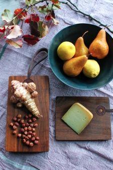 pear_sunchoke_salad_shaved_pecorino_cheese_hazelnuts_lemon__zest ...