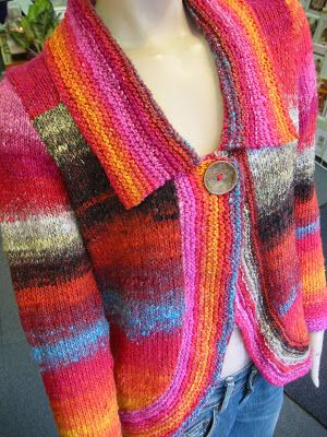 17 Best images about Knitting Patterns for Noro Taiyo yarn ...