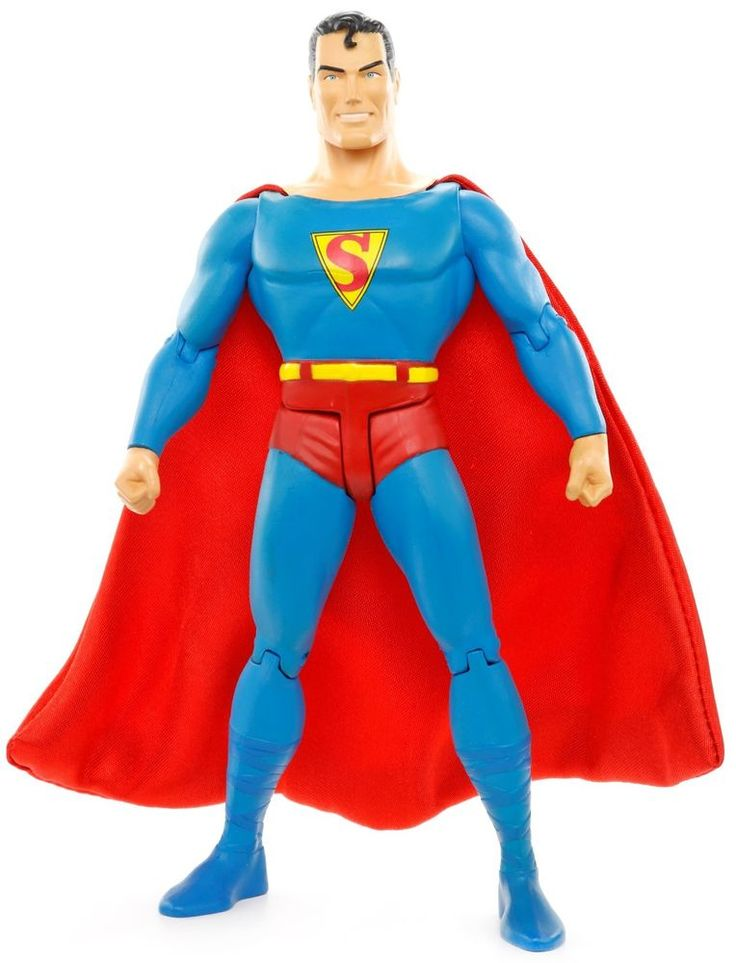 "DC Direct 1st First Appearance Series 2 Golden Age SUPERMAN 6.5"" Action Figure #DCDirect"
