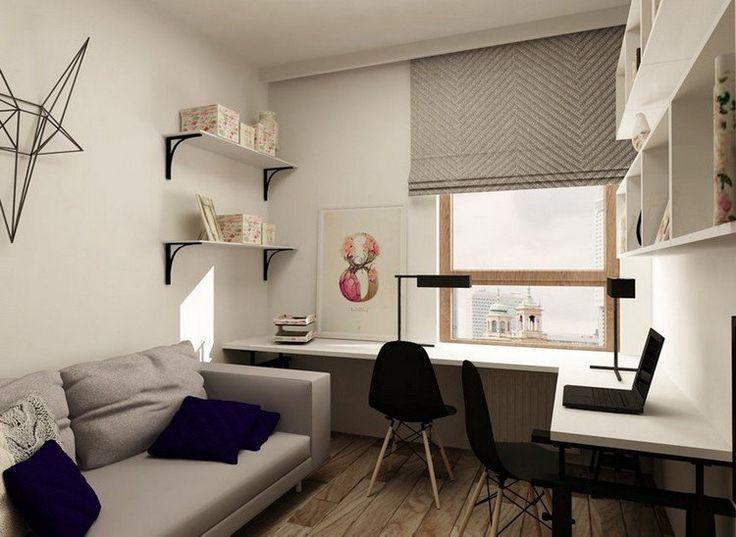 15 best bureau à la maison images on Pinterest | Desks, Home office ...