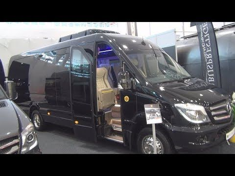 Mercedes Benz Sprinter 519 Cdi Busprestige Bus Exterior And