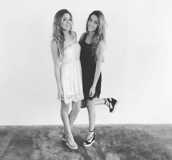 Guts twins! #gutsgusto #girlsbehindguts