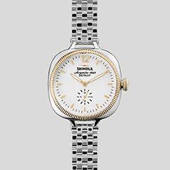 OBSESSEDD with my GOMELSKY Shinola® watch.