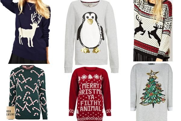 Christmas Jumpers Are Rad | Rosalilium