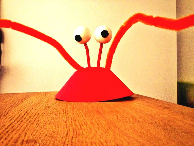 9 best lobster costumes images on pinterest lobster costume lobster hat eyes feelers made with foam cap pipe cleaners foam balls solutioingenieria Images