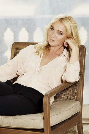 Asher Keddie can't wait  OFFSPRING about to come back xxxbureauofjewels/etsy and facebook