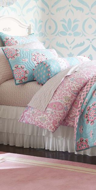 Brooklyn Girls Bedding Collection