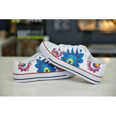 MODERN MAZOVIA. DESIGN YOUR OWN PRINT ON SNEAKERS AT WANNASHOE.COM