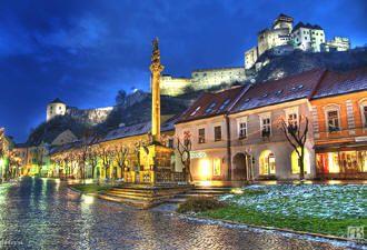 Atrakcie Slovensko pamiatky UNESCO Turistika foto Dovolenka Cestovanie tip na výlet voľný čas info