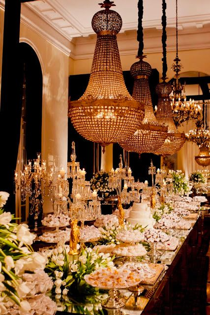 Incredible Dessert Table..