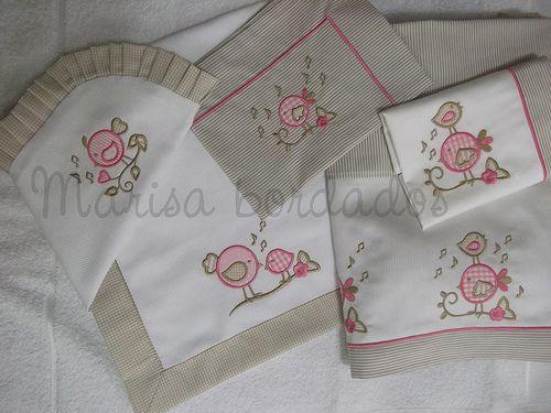 Conjunto de lençois carrinho e berço | Flickr – Compartilhamento de fotos!