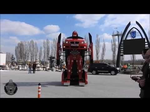 robot Transformers phiên bản đời thực