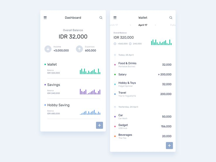 Expenses tracker app 1600px