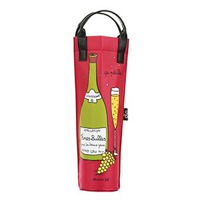Insulated Champagne Bottle Bag