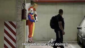 Killer Clown Scare Prank!