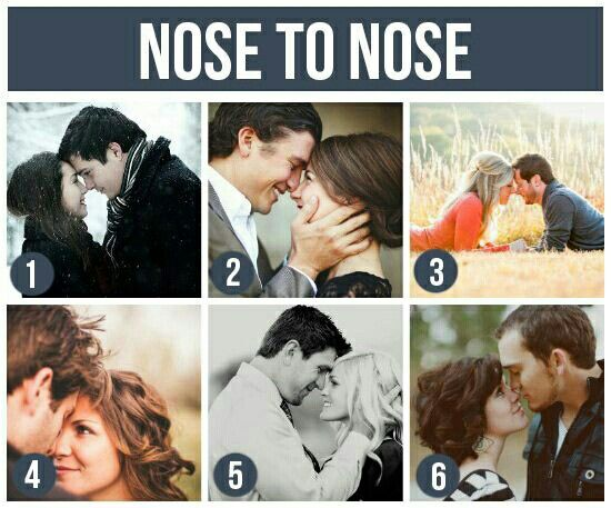 Nose to nose engagement wedding announcement photography MUST DO THIS FOR MY WEDDING