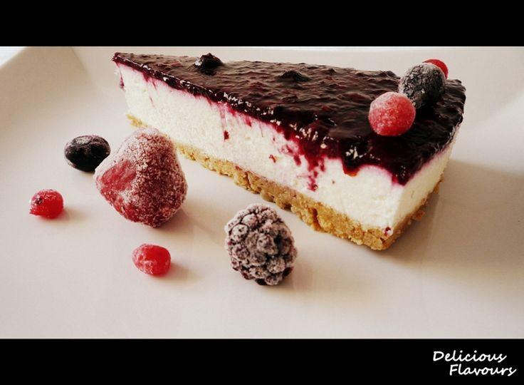 Cheesecake (fara coacere)
