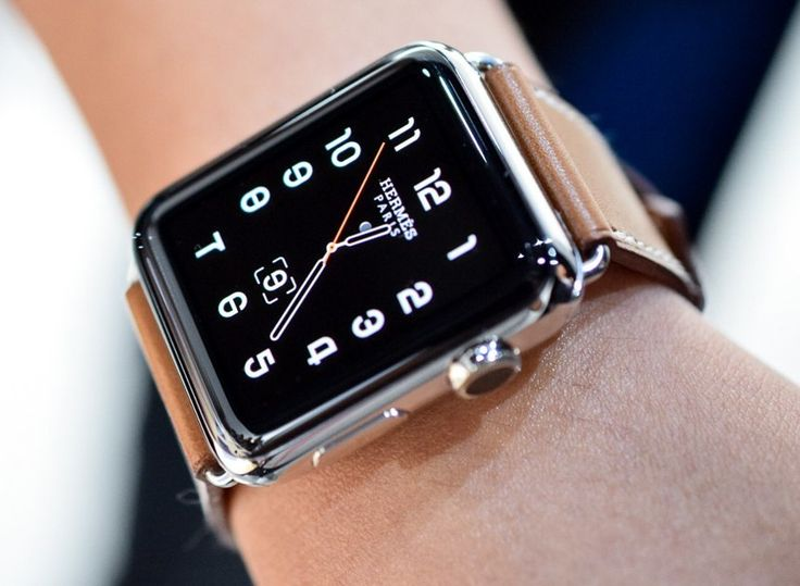 Apple Watch Hermes With New Straps and Dials
