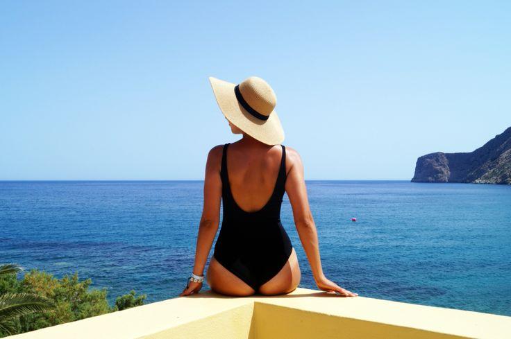 Crete greece beauty view photo picture