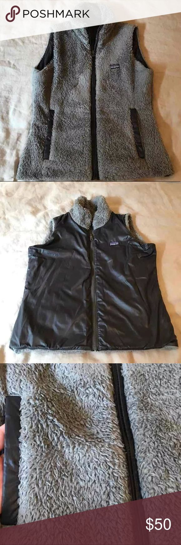 Submit ANY Offer! Patagonia Vest-Reversible Vest Good Condition! Patagonia Jackets & Coats Vests