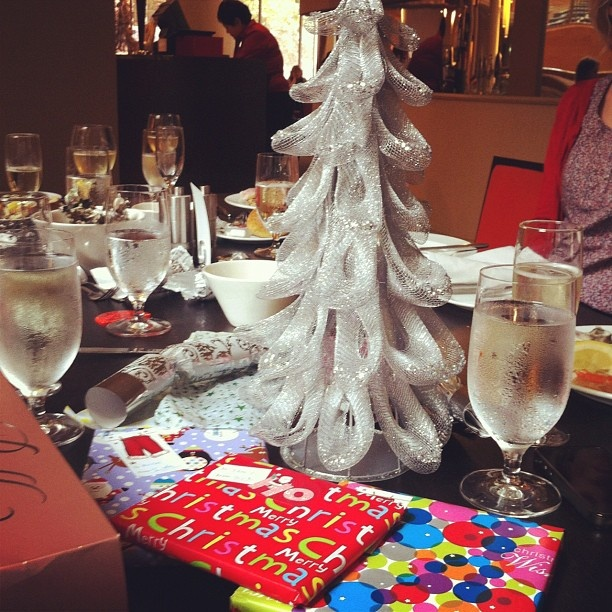 Australian Writers' Centre office Christmas lunch. Yay!