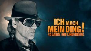 #Udo_Lindenberg #Doku_Event: Ich mach mein Ding...!!! 40 Jahre Udo Lindenberg, am 21.9. 2013  um 20:15 Uhr bei #VOX...