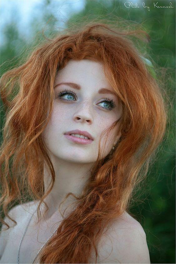 Pale Beauty Portrait Of Blond Woman Stock Image: Best 25+ Redhead Girl Ideas On Pinterest