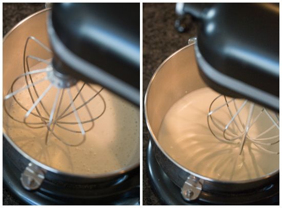 A quick and easy tutorial on how to make fresh homemade whipped cream.