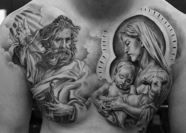 20 Spiritual Jesus Christ Tattoo Designs