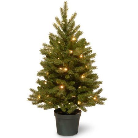 Winston Porter Jersey Fraser 3\u0027 Green Fir Artificial Christmas Tree