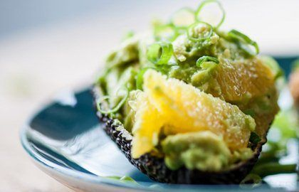 Avocado Side Recipe - Great British Chefs