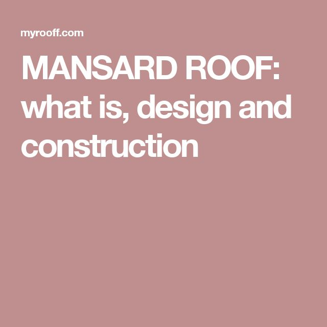 25 best ideas about mansard roof on pinterest for What is a mansard roof