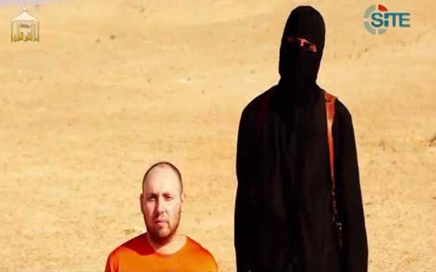 Steven Sotloff beheaded by Islamic State - latest - Telegraph