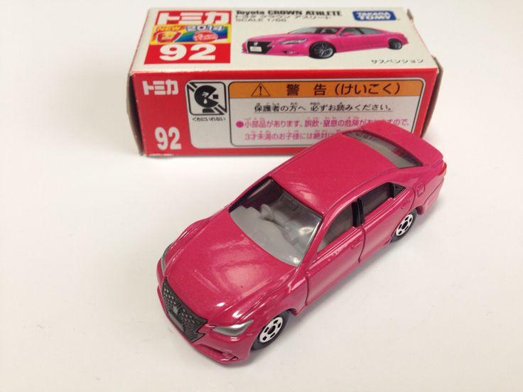 Tomica_Toyota CROWN ATHLETE