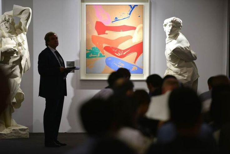 Christie's first to sell Picasso at auction in mainland China; Sale totals $25 million