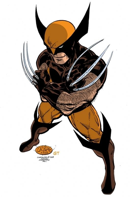 Photo of Wolverine for fans of Wolverine.