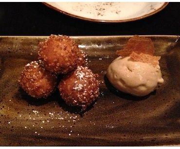 More like this: tempura , chocolate truffles and truffles .