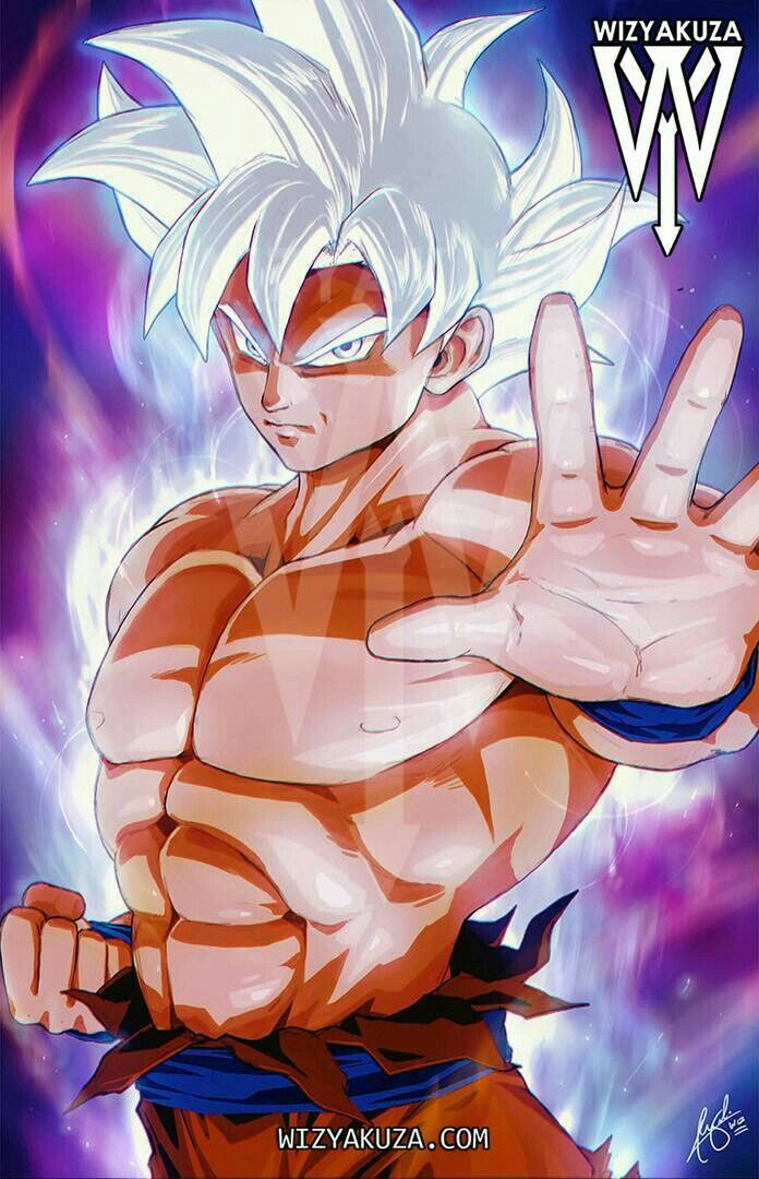 Mastered Migatte no Gokui Son Goku