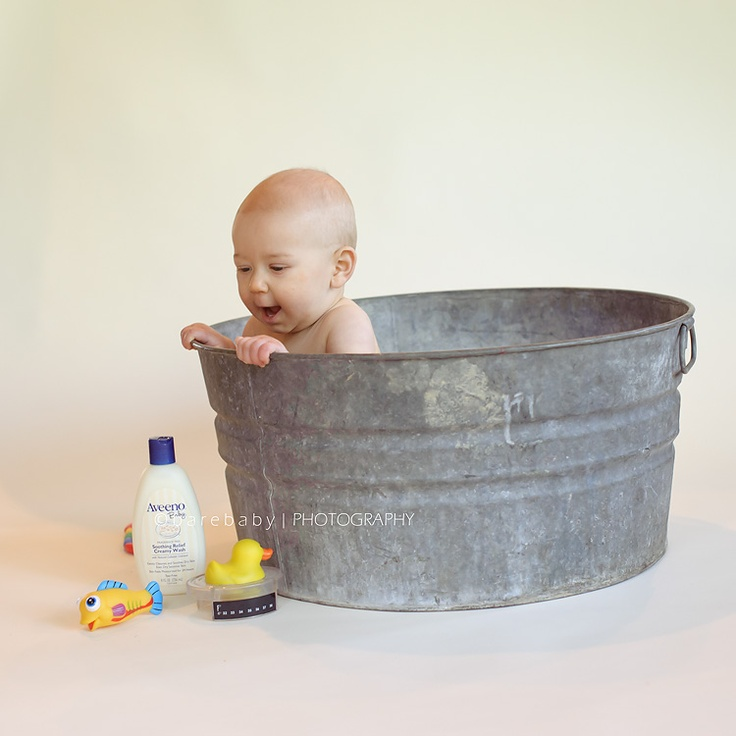 42 best Baby Bath Shoot Inspiration images on Pinterest | Baby ...