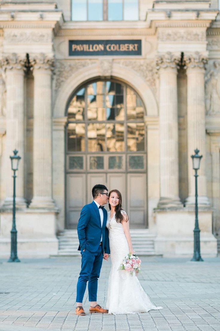 Photography: French Grey Photography #パリ #前撮り #海外ウエディング #ロケーションフォト