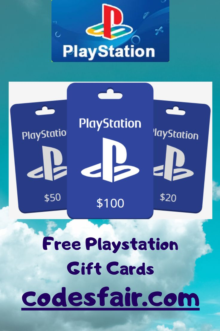 Free playstation gift cards in 2020 amazon gift card