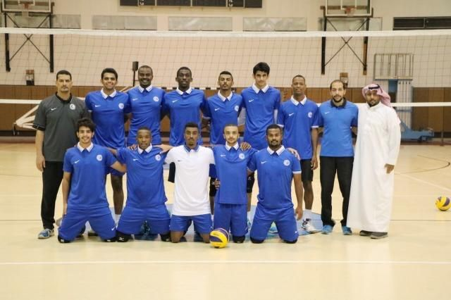 To play the Volleyball League finals, Al-Hilal youth team travels to Jeddah