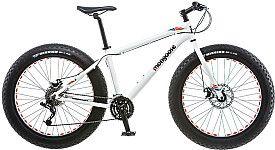 Mongoose Men's Vinson 26-Inch All-Terrain Fat Bike - SportsAuthority.com