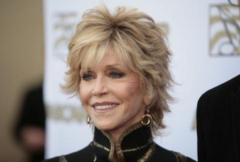 Frases de Jane Fonda - Nicboo