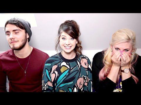 Best Friend VS Boyfriend   Zoella - YouTube